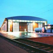 Neubau ICE-Instandhaltungswerk, Krefeld 3