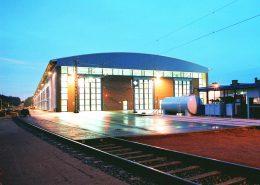 Neubau ICE-Instandhaltungswerk, Krefeld 10