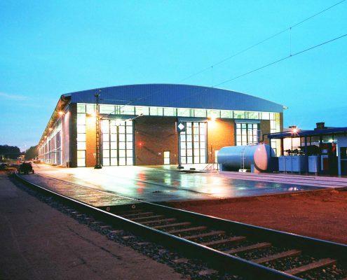 Neubau ICE-Instandhaltungswerk, Krefeld 4