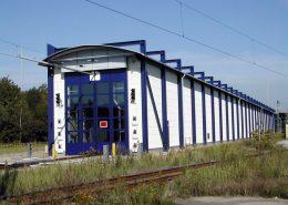 Neubau ICE-Waschanlage, Hamburg-Langenfelde 9