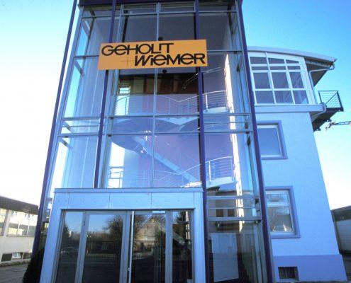 Erweiterung Geholit + Wiemer, Graben-Neudorf 9
