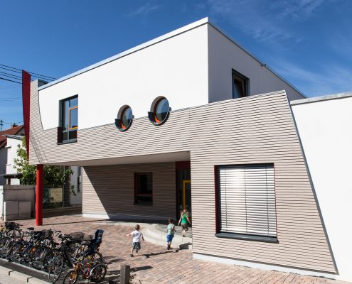 Neubau + Sanierung KiTa Arche Noah, Graben-Neudorf 16