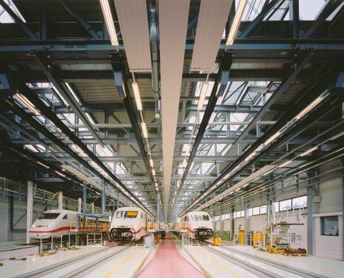 Neubau DB-Triebzuganlage, Berlin 25