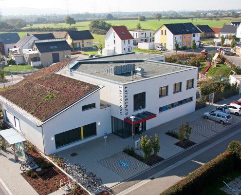 Neubau KiTa Buntstift, Forst 15