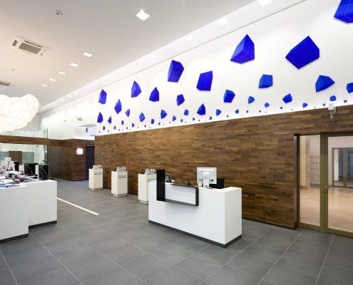 Neubau BW-Bank, Karlsruhe 1