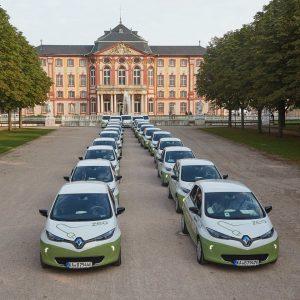#zeozweifreiunterwegs: erstes Elektroauto für IBE 5