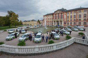 #zeozweifreiunterwegs: erstes Elektroauto für IBE 3