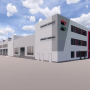 Neubau AVG Busbetriebshof, Karlsruhe 8