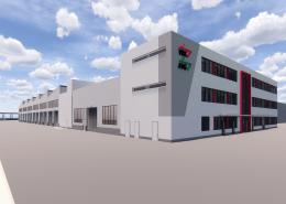 Neubau AVG Busbetriebshof, Karlsruhe 6