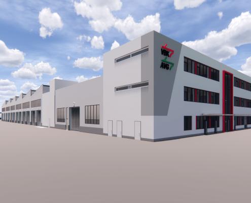 Betriebs- und Verwaltungsgebäude 3