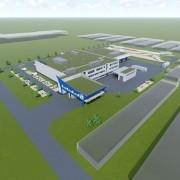 Neubau Logistikzentrum, Erfurt 4