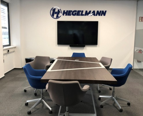 Einweihung Hegelmann Express Gmbh am Standort Bruchsal 4