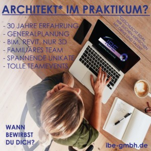 Architekt * im Praktikum 1