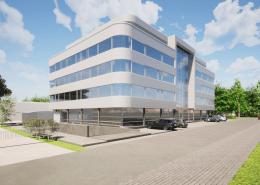 Neubau Verwaltungsgebäude, Forst 4