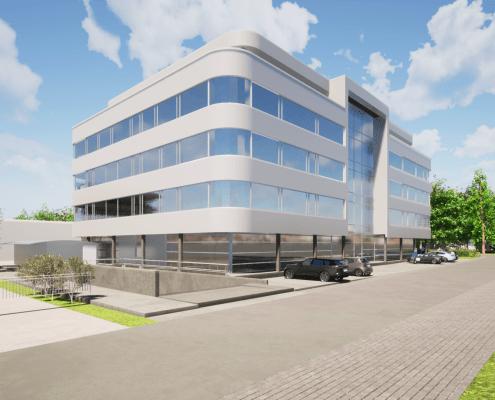 Betriebs- und Verwaltungsgebäude 5