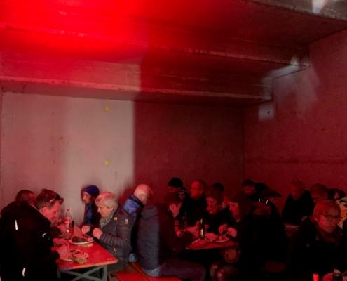 Neubau Albgaustadion: Handwerker-Richtfest am 04.12.19 4