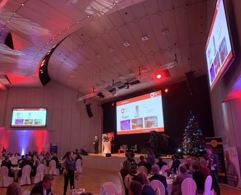"""BVMW Unternehmerstar 2019 in der Kategorie """"Junger Mittelstand"""" 2"""