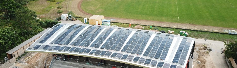 Hans-Bretz-Stadion Ettlingen: Der Neubau ist im finish 4