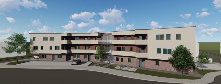 Neubau Ärzte- und Wohnhaus, Bietigheim 1