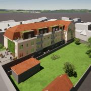 Neubau Ärzte- und Wohnhaus, Rastatt 10