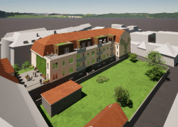Neubau Ärzte- und Wohnhaus, Rastatt 1
